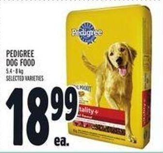 Pedigree Dog Food