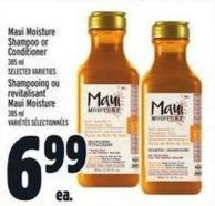 Maui Moisture Shampoo Or Conditioner - 385 mL