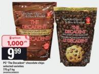 PC The Decadent Chocolate Chips - 775 G/1 Kg