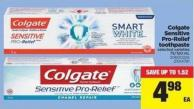 Colgate Sensitive Pro-relief Toothpaste - 75/120 mL