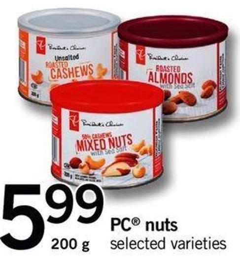 PC Nuts - 200 G