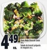 Store Made Broccoli Salad 284 g