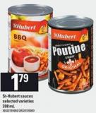 St. Hubert Sauces - 398 mL