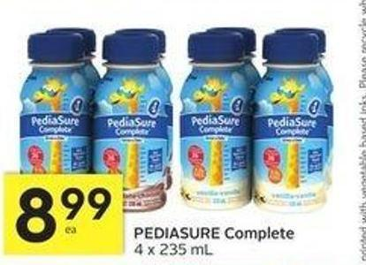 Pediasure Complete