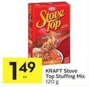 Kraft Stove Top Stuffing Mix 120 g
