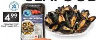Canadian Cove Fresh Mussels - 907 g