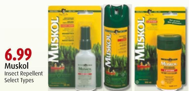 Muskol Insect Repellent