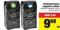 Kicking Horse Organic Coffee - 454 g