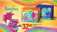 Pampers Easy Ups Giant Pack