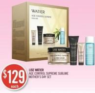 Lise Watier Age Control Supreme Sublime Mother's Day Set