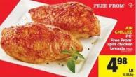 PC Free From Split Chicken Breasts