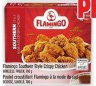 Flamingo Southern Style Crispy Chicken