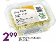 Compliments Salads 425 - 454 g