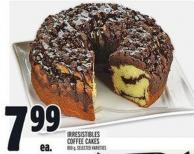 Irresistibles Coffee Cakes