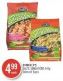 Stouffer's Sauté Sensations (640 G)