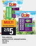 Dole Salad Mix - 255-397 g