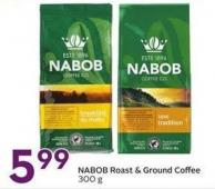 Nabob Roast & Ground Coffee