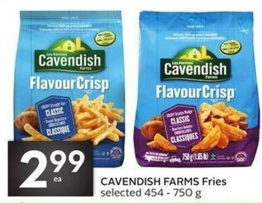 Cavendish Farms Fries