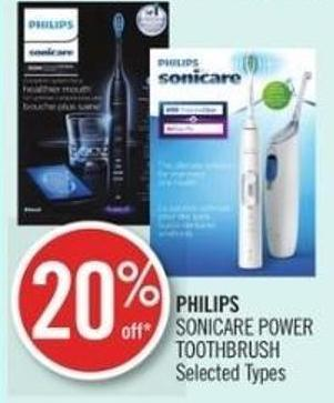 Philips Sonicare Power Toothbrush