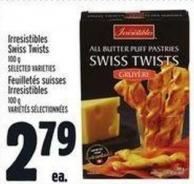 Irresistibles Swiss Twists 100 g