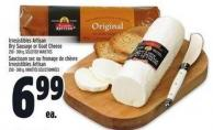 Irresistibles Artisan Dry Sausage Or Goat Cheese 250 - 300 g