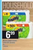 Bounty Paper Towels - 4's