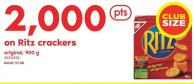 Ritz Crackers - 900 g