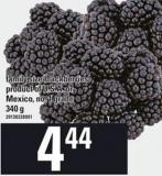Family Size Blackberries - 340 G
