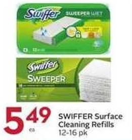 Swiffer Surface Cleaning Refills