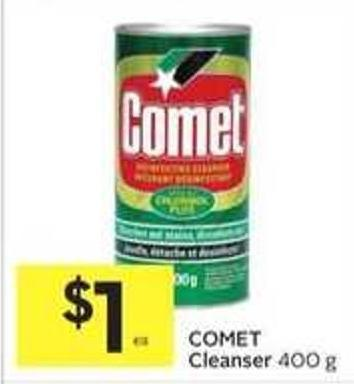 Comet Cleanser - 400 g