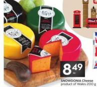 Snowdonia Cheese Product of Wales 200 g