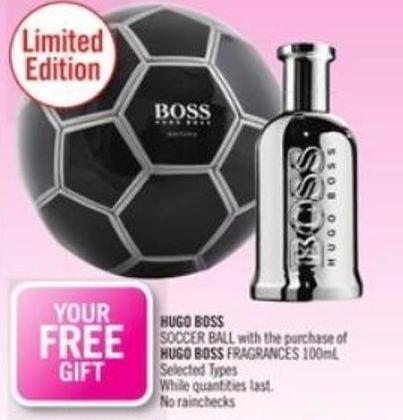 Hugo Boss Fragrances