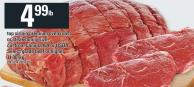 Top Sirloin Premium Oven Roast Or Steak