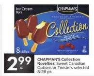 Chapman's Collection Novelties