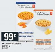 PC Macaroni & Cheese 200/225 g