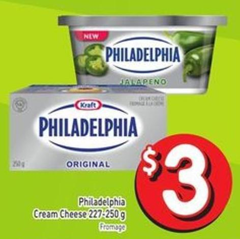 Philadelphia Cream Cheese 227 – 250 g