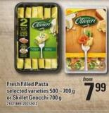 Fresh Filled Pasta.500-700 g Or Skillet Gnocchi - 700 g