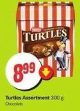 Turtles Assortment 300 g