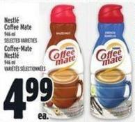 Nestlé Coffee Mate 946 Ml