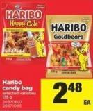 Haribo Candy Bag - 175 g