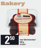 Two-bite Brownies - 265 g