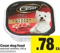 Cesar Dog Food 100 g