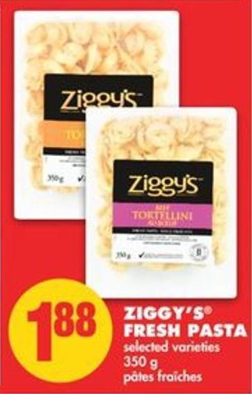 Ziggy's Fresh Pasta - 350 g