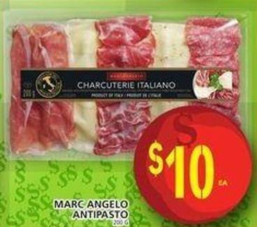 Marc Angelo Antipasto