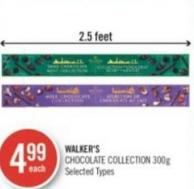 Walker's Chocolate Collection 300g