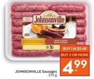 Johnsonville Sausages 375 g