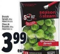 Brussels Sprouts 454 g