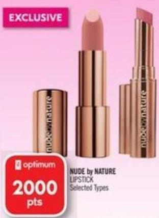 Nude By Nature Nude By Nature Lipstick