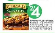 Nature Valley Sweet & Salty Bar