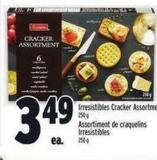 Irresistibles Cracker Assortment 250 g